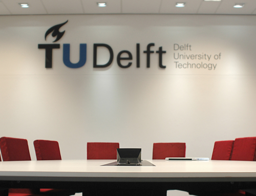 Video Conference ruimte TUDELFT